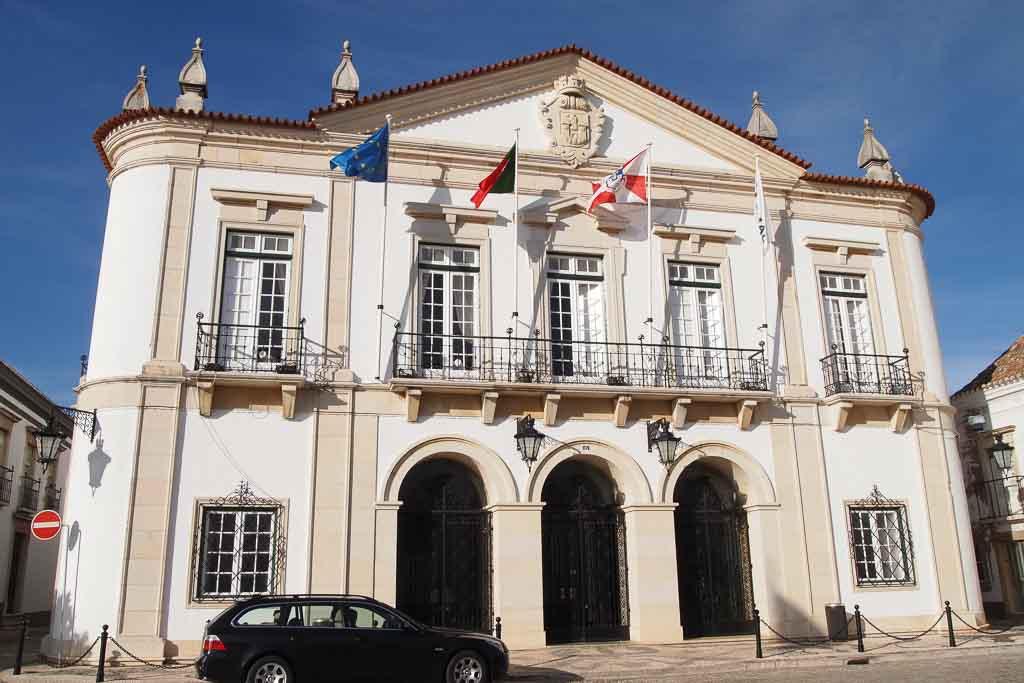 Rathaus von Faro - Portugal