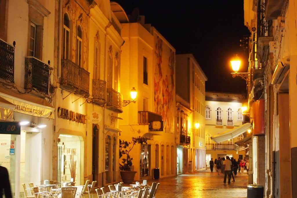 Abendstimmung in Faro Portugal