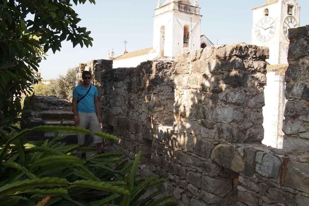 Castelo dos Mouros in Tavira - Portugal