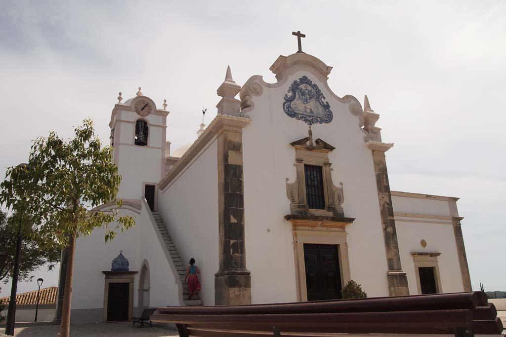 Außenansicht Igreja de Sao Lourenco