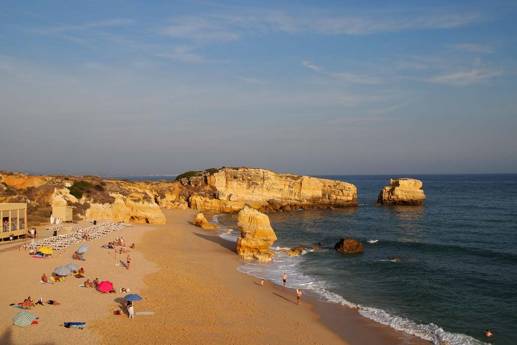 Praia do Inatel an der Algarve