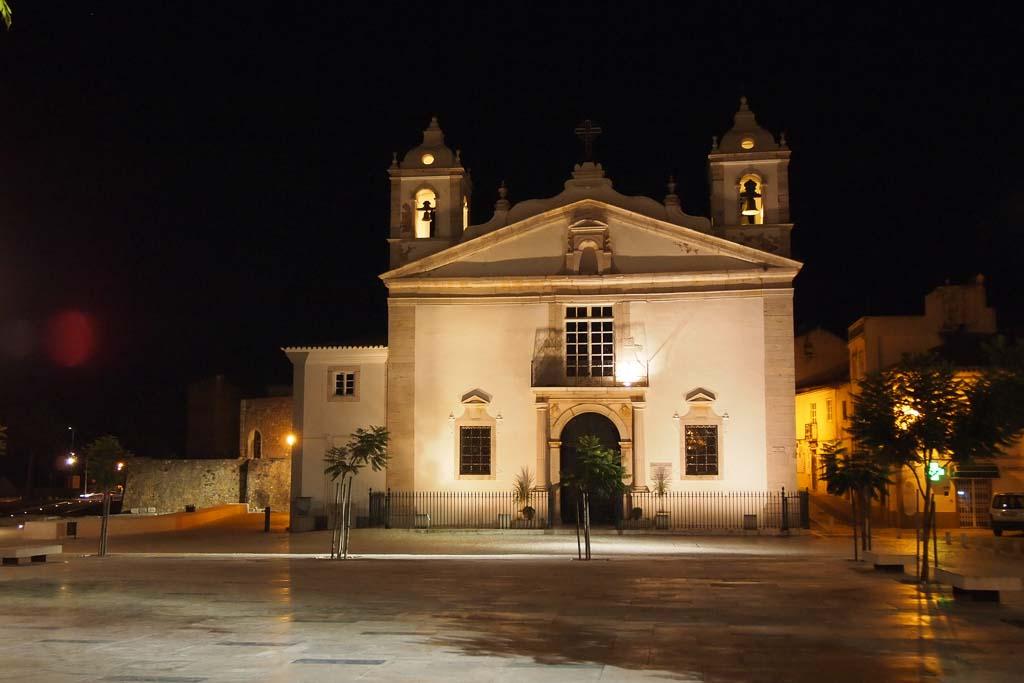 Abendstimmung in Lagos - Algarve, Portugal