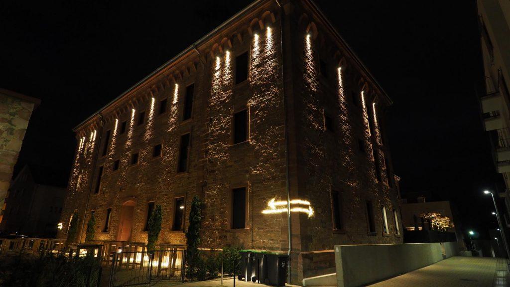 Außenansicht Hotel Liberty in Offenburg