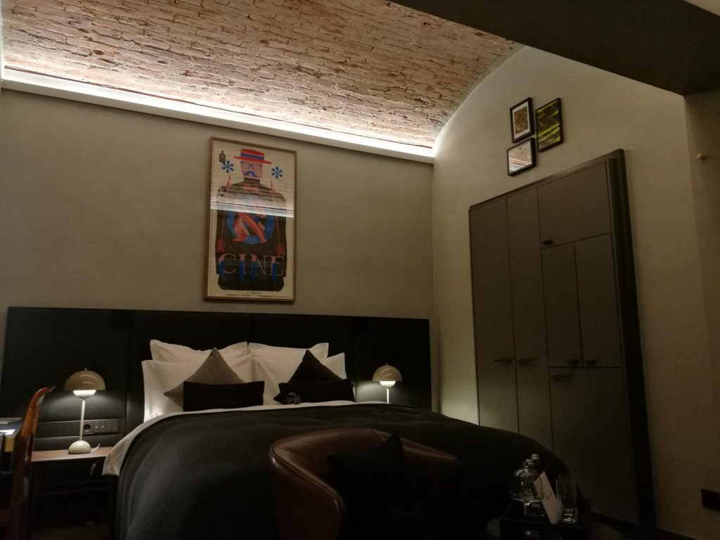 Super bequemes Bett im Hotel Liberty Offenburg