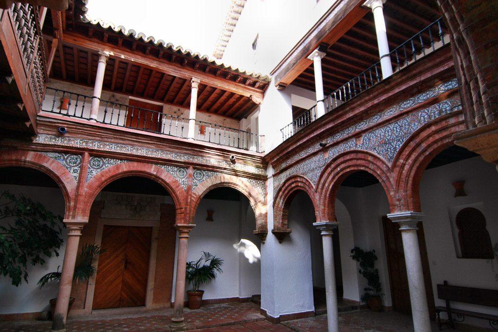 Historisches Gebäude in Ronda - Andalusien, Spanien