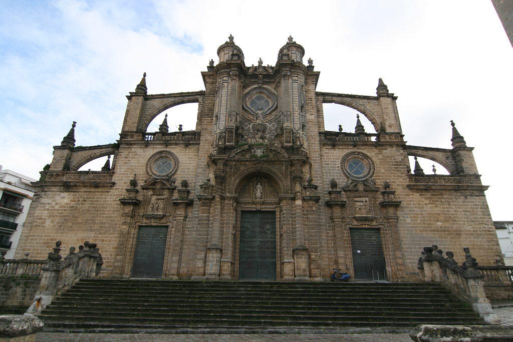 Kathedrale von Jerez de la Frontera in Andalusien
