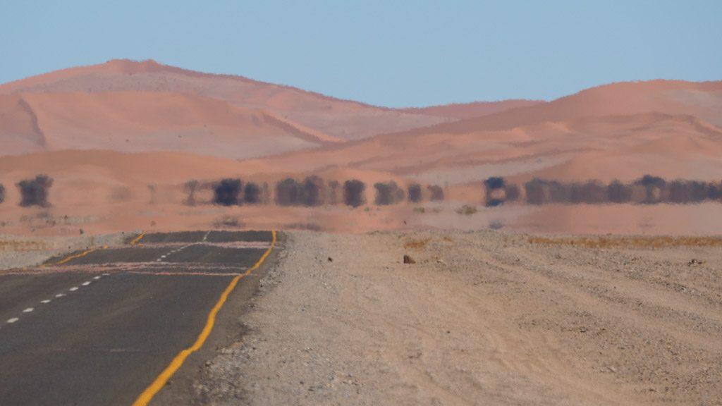 UNTERWEGS IM NAMIB NAUKLUFT PARK NAMIBIA
