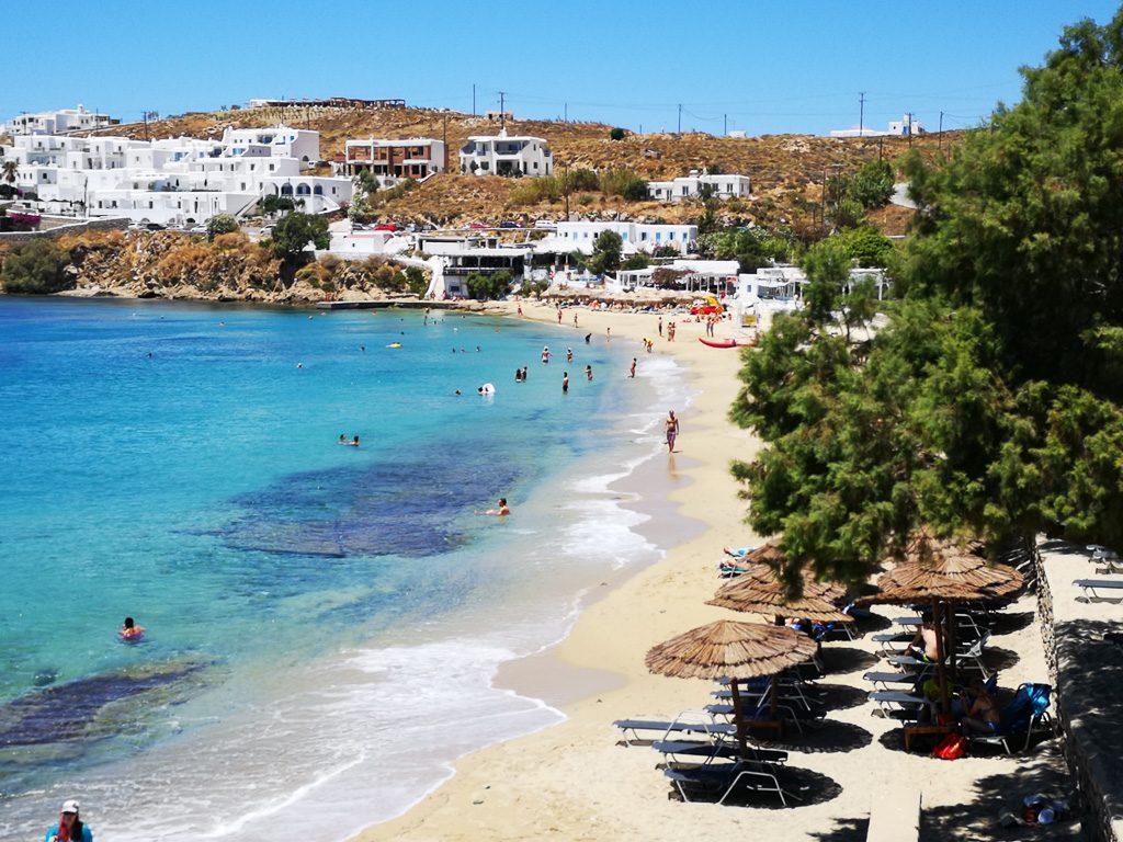 Agios Nicolaos auf Mykonos
