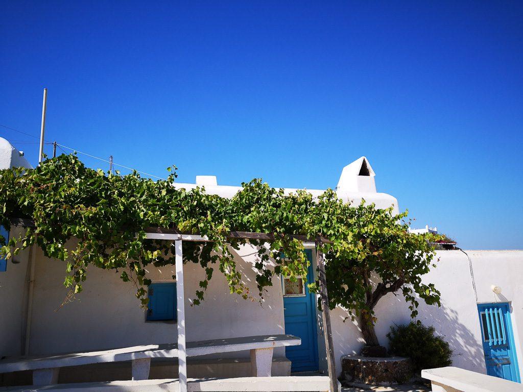 Kikis Tavern in Sostis - Mykonos
