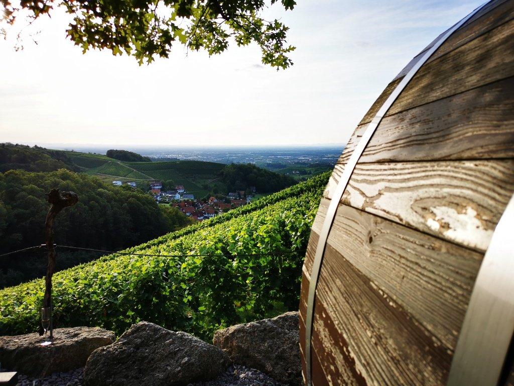Blick auf Sasbachwalden