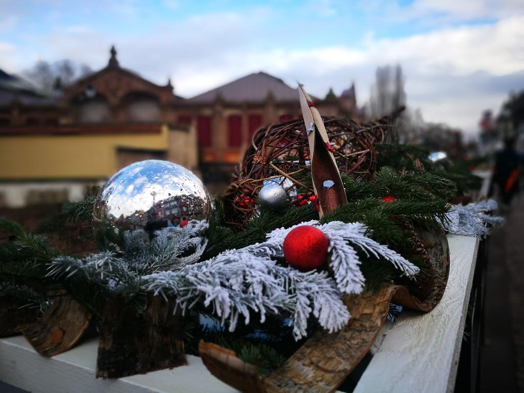 Impressionen Colmar Weihnachtsmarkt