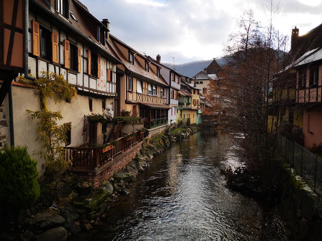 Kayersberg im Elsass