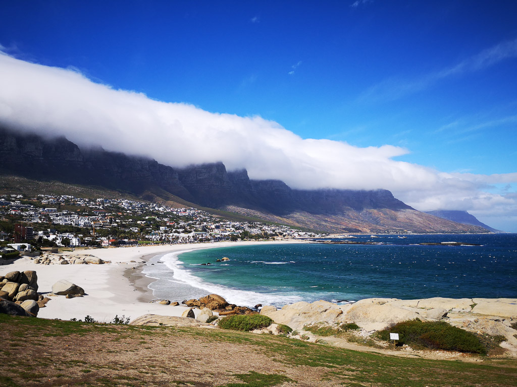 Camps Bay Kapstadt in Südafrika