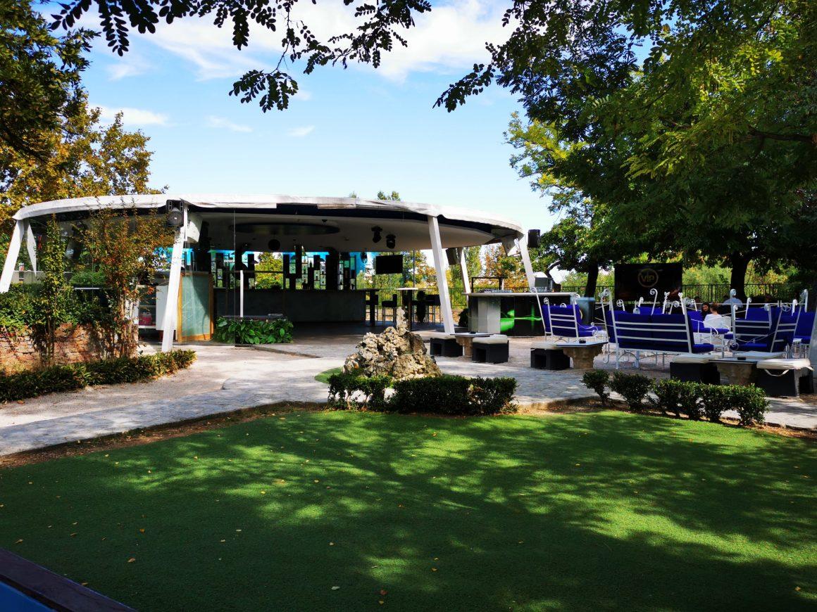 Queen Jelena Madijevka Park in Zadar - Kroatien
