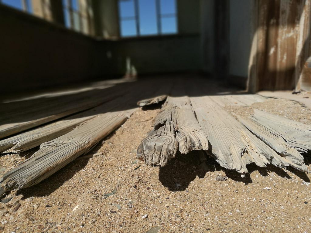 Ruine in Kolmannkuppe