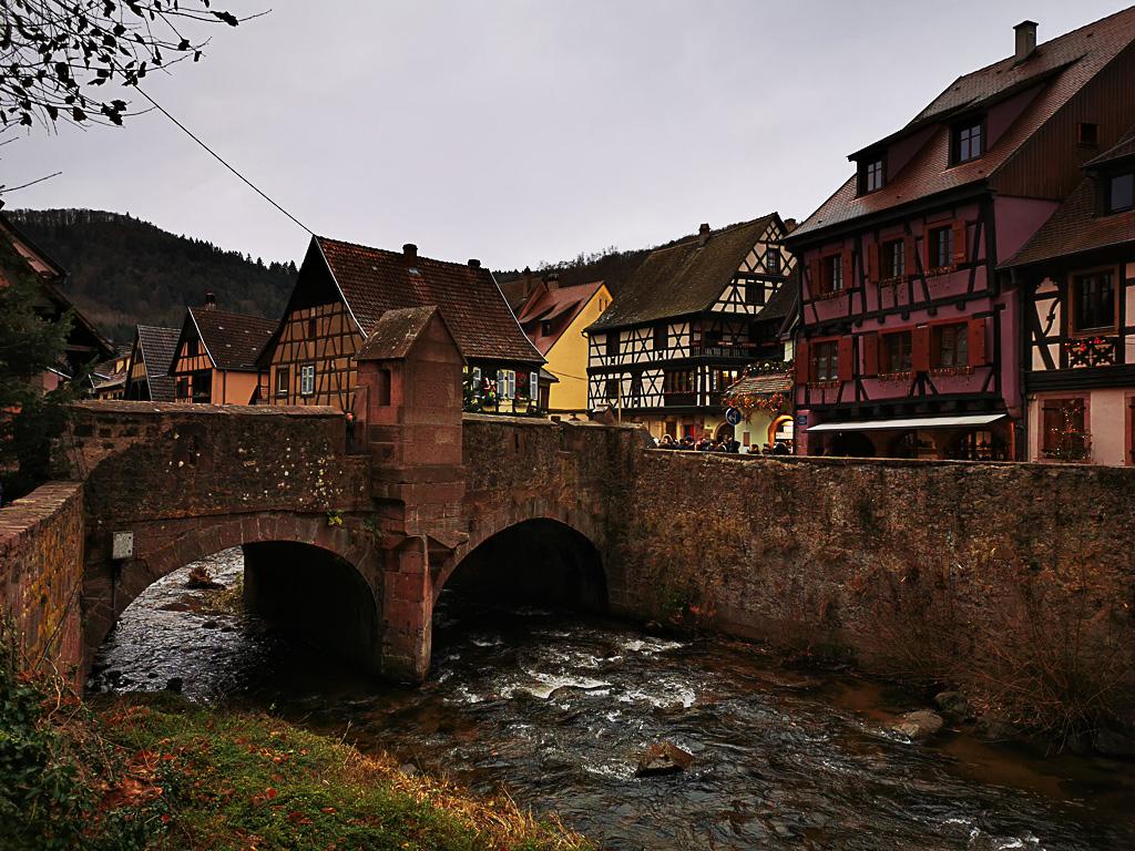 Brücke in Kaysersberg
