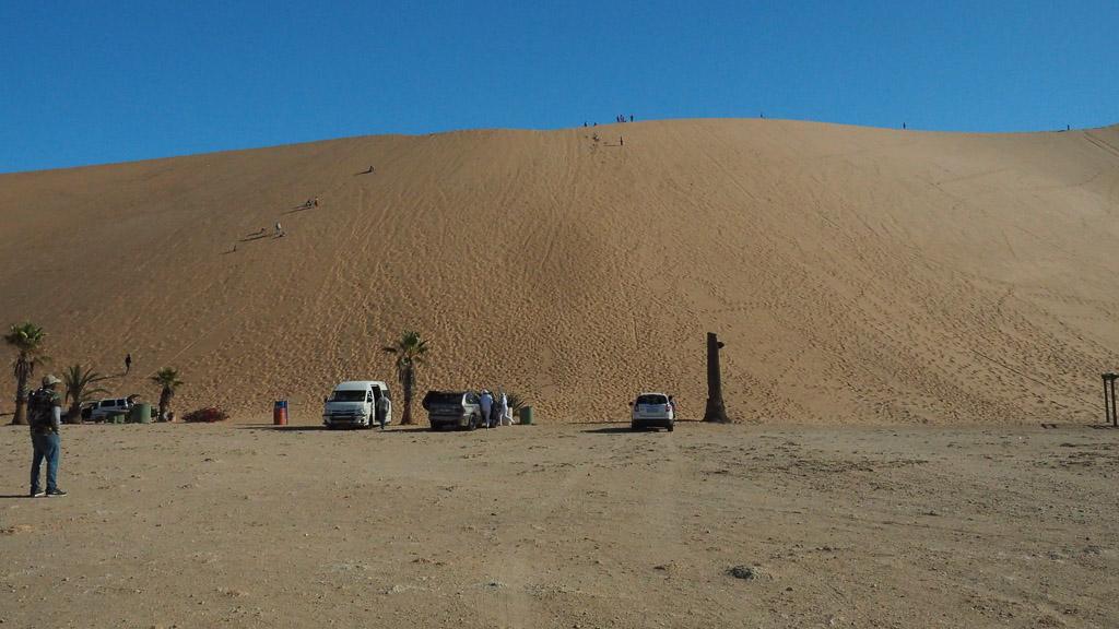 Foto: Düne 7 bei Swakobmund