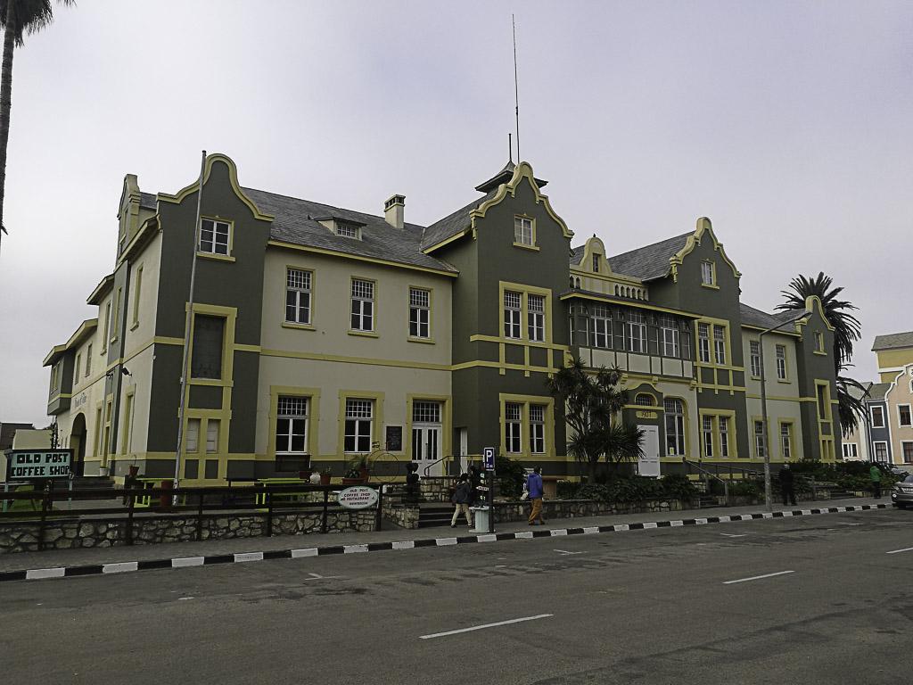 Altes Postgebäude Swakobmund