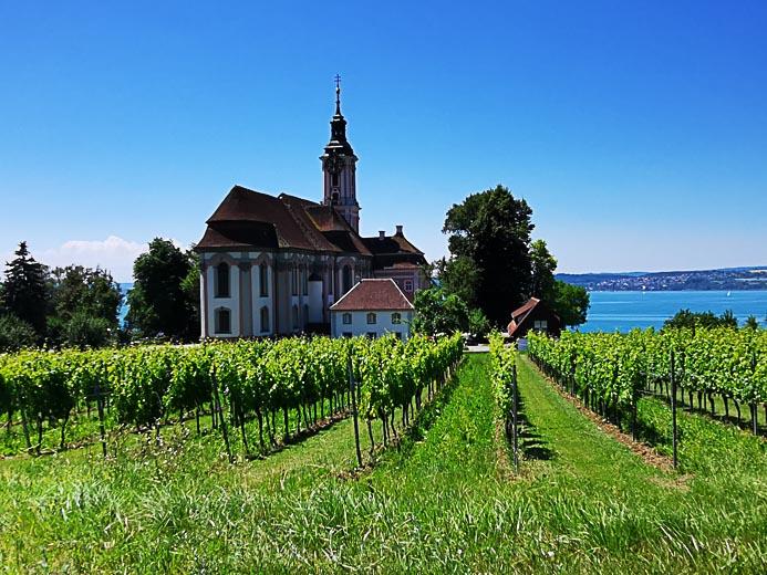 Zisterzienser-Priorat Kloster Birnau am Bodensee