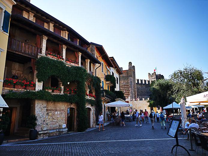 Altstadt von Torri - Gardasee