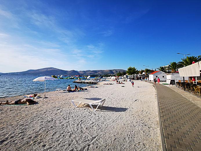 Strand von Slatine