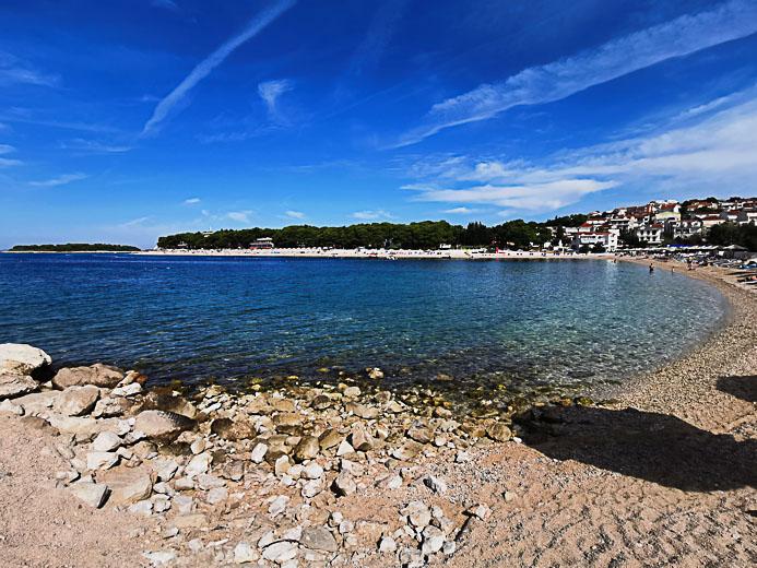 Strand bei Primosten - Kroatien