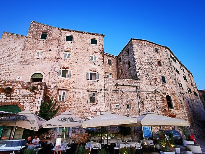 Altstadt Sibenik - Kroatien