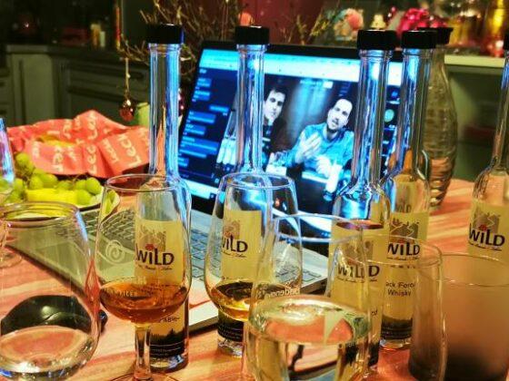 Online-Meeting & Tastings in der Corona Zeit